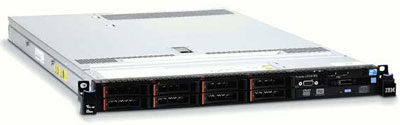Спецпредложение серверов IBM System X3550 и X3650