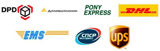Доставка серверов и серверного оборудования транспортными компаниями