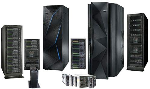 Услуги по продаже серверного оборудования от компании Iron Systems