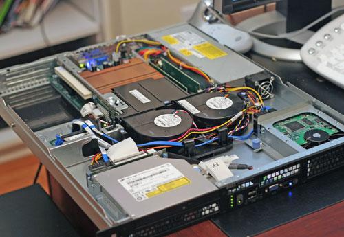 Замена серверного оборудования на новое – большой выбор Server2b