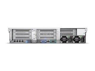 Сервер HPE (HP) Proliant DL560 Gen10 - задняя панель