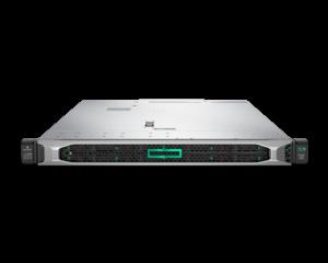 Сервер HPE ProLiant DL360 Gen10 4112 85W 1P 16G-2R P408i-a 8SFF 1x500W Server/S-Buy
