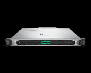 Сервер HPE ProLiant DL360 Gen10 4110 85W 1P 16G-2R P408i-a 8SFF 1x500W Server/S-Buy