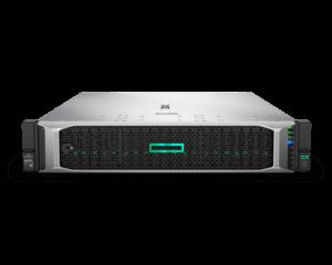 HPE ProLiant DL380 Gen10 4114 1P 16GB-R P408i-a+Expander 24SFF 2x800W PS Server/SB