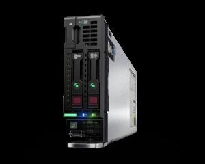 HPE ProLiant BL460c Gen10 863446-B21