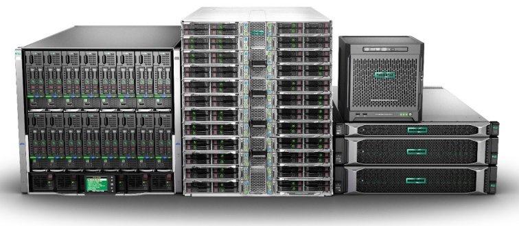 Серверы нового поколения HPE ProLiant Gen10