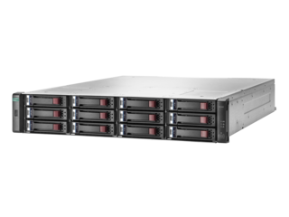 Система хранения HPE MSA 2042 для сети SAN, два контроллера, большой форм-фактор