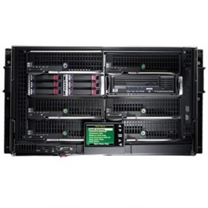 Блейд-шасси HP BladeSystem c3000 696909-B21