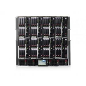 Блейд-шасси HP BladeSystem c7000 763850-B21