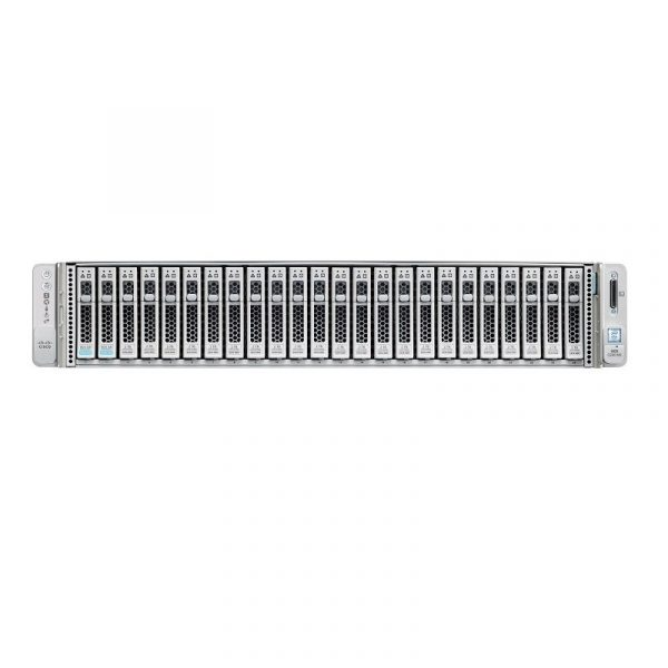 Стоечный сервер Cisco UCS-SPR-C240M5-S2