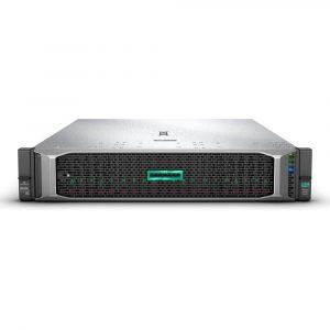 Стоечный сервер HPE Proliant DL385 Gen10 7251 Rack(2U)/ AMD EPYC 8C 2.1GHz(32MB)/ 1x16GbR2D_2666/ E208i-a(ZM/RAID 0/1/10/5)/ noHDD(8/up12+3+2)LFF/noDVD/iLOstd/ 6HPFans/4x1GbEth/EasyRK/1x500w(2up)