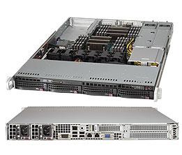 Серверная платформа Rack 1U 2P Supermicro SYS-6018R-WTRT