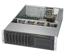 Серверная платформа Rack 3U 2P Supermicro SYS-6038R-TXR