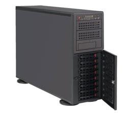 Серверная платформа Tower 4U 2P Supermicro SYS-7048R-TR