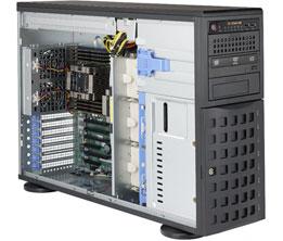 Серверная платформа Rack 4U 2P Supermicro SYS-7049P-TR