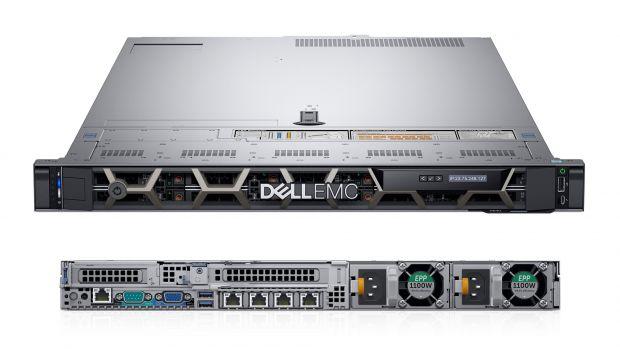 Обзор сервера Dell EMC PowerEdge R640