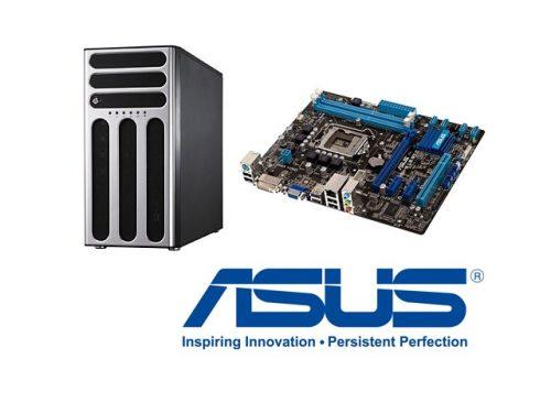 Серверы и опции ASUS