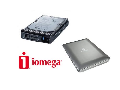 Жесткие диски Iomega