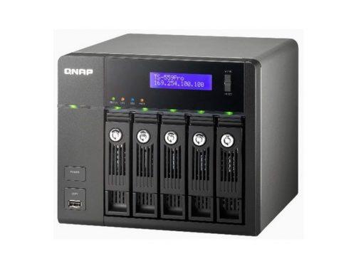 Сетевые системы хранения данных QNAP