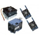 Радиатор и вентилятор HP