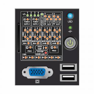 Дисплей HPE DL385 Gen10 System Insght Dsply Kit