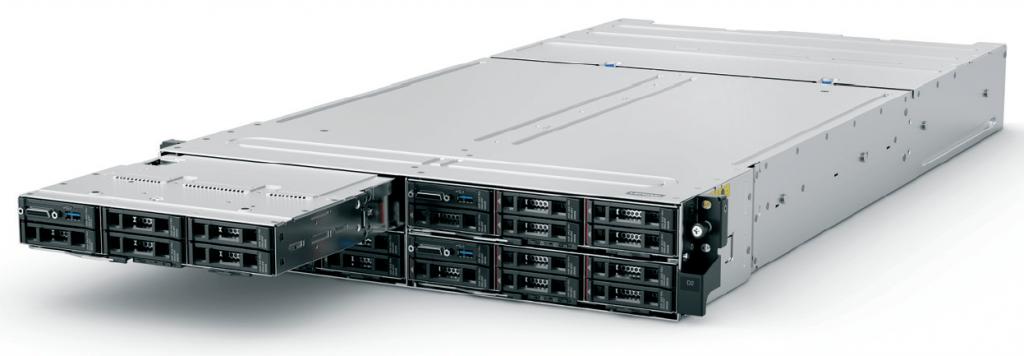 Обзор сервера Lenovo ThinkSystem SD530