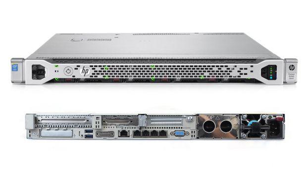 Обзор сервера HPE ProLiant DL360 Gen9