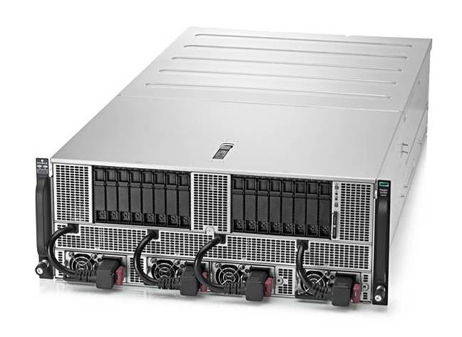 Сервер HPE Apollo 6500 Gen10