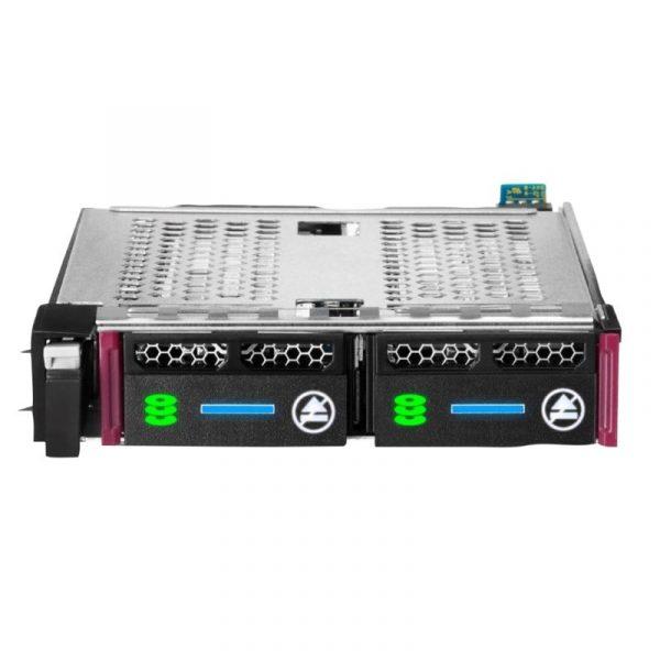 Твердотельный накопитель 4x480GB (UFF to SFF) SATA M.2 Read Intensive SCM DS SSD HPE 880877-B21